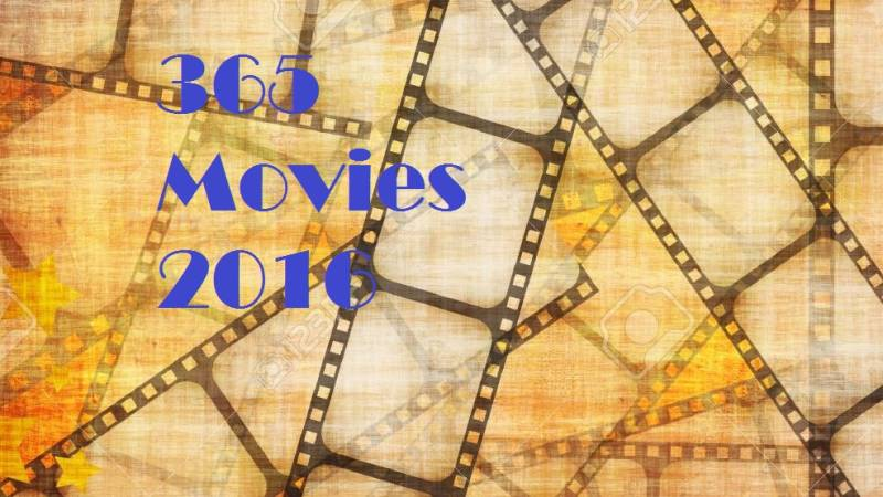 365 Movies in 2016
