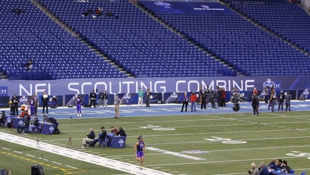 NFL Combine Run