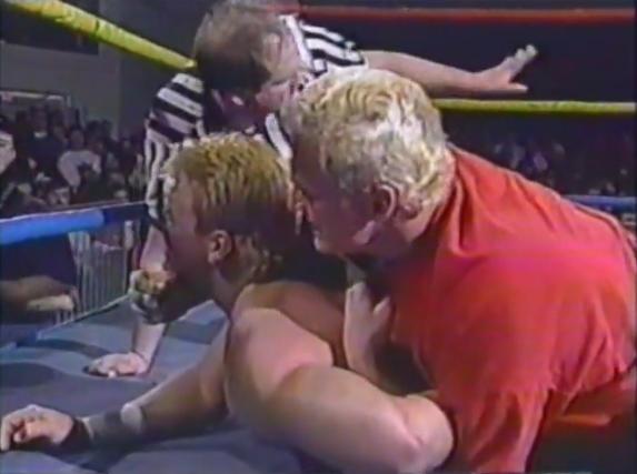 ECW Three Way Dance